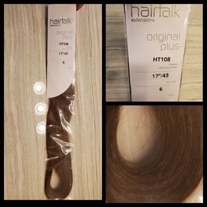 Hairtalk professional tape in extensions 100% remy